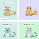"""Cryptokitties è il nuovo gioco di """"Gattini da Collezione"""" che si basa sulla blockchain Ethereum."""