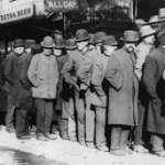 La grande depressione del 1929