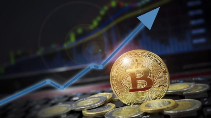 Bitcoin rialzo