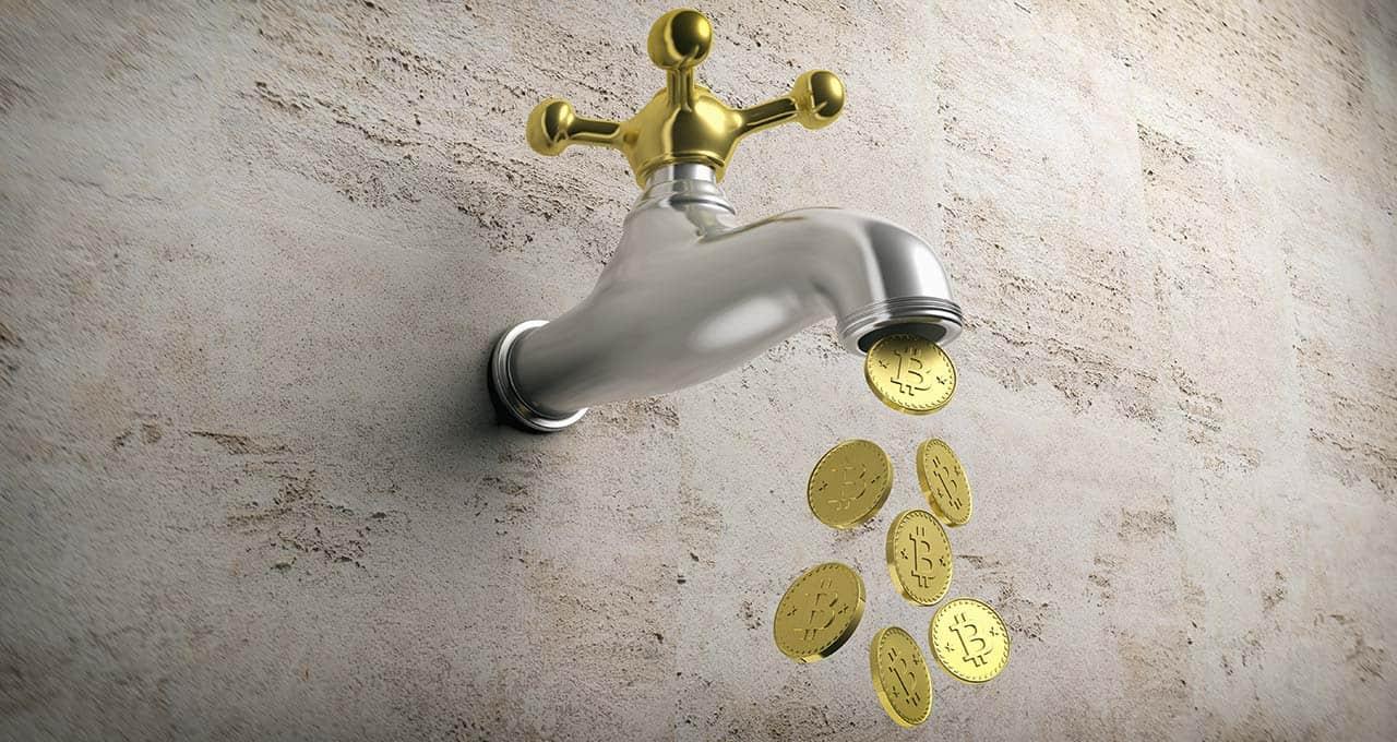 ottenere il vostro rubinetto bitcoin