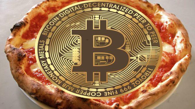 più la pizza costosa al mondo bitcoin