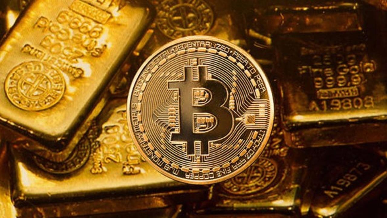 è bitcoin sostenuta da oro)