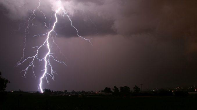Lightning Torch