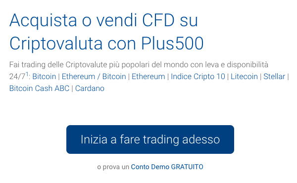 Plus500 Broker CFD